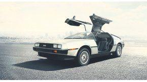 El auto de Volver al Futuro, el DeLorean, volverá a fabricarse en 2017.
