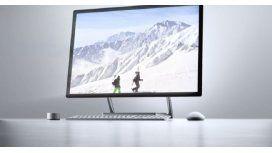 Surface Studio, la primera PC de escritorio de Microsoft