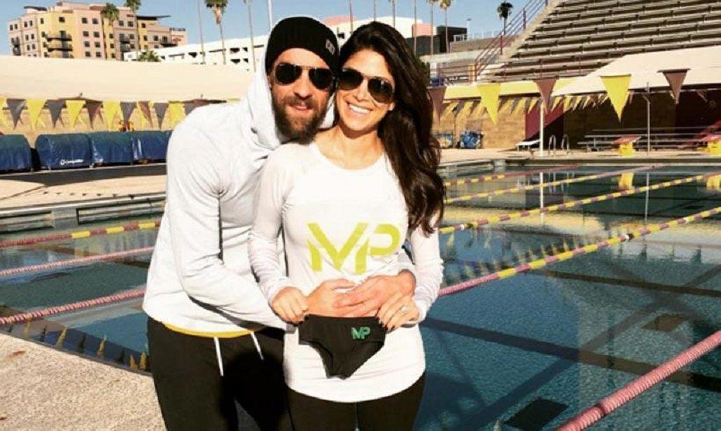 Michael Phelps se casó en secreto antes de los Juegos Olímpicos