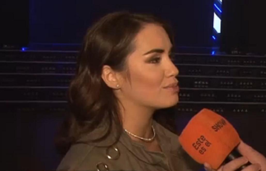 Lali Espósito no quiso cruzarse frente a cámara con Ángela Torres.