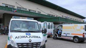 Una joven embarazada sufrió un grave accidente de tránsito y antes de morir dio a luz un bebé.