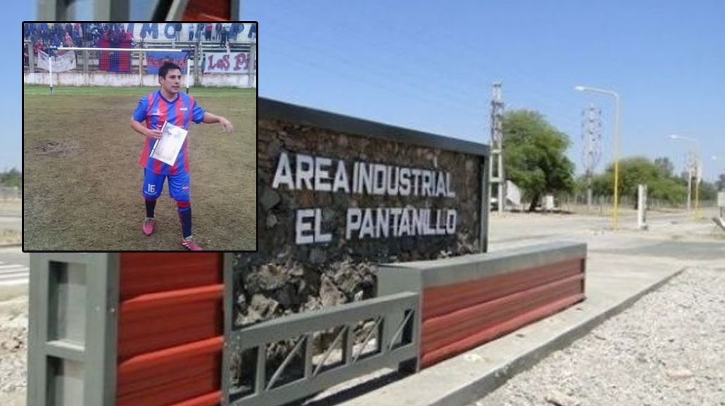 Pablo Moreno se encuentra internado tras la broma pesada que le hicieron sus compañeros.