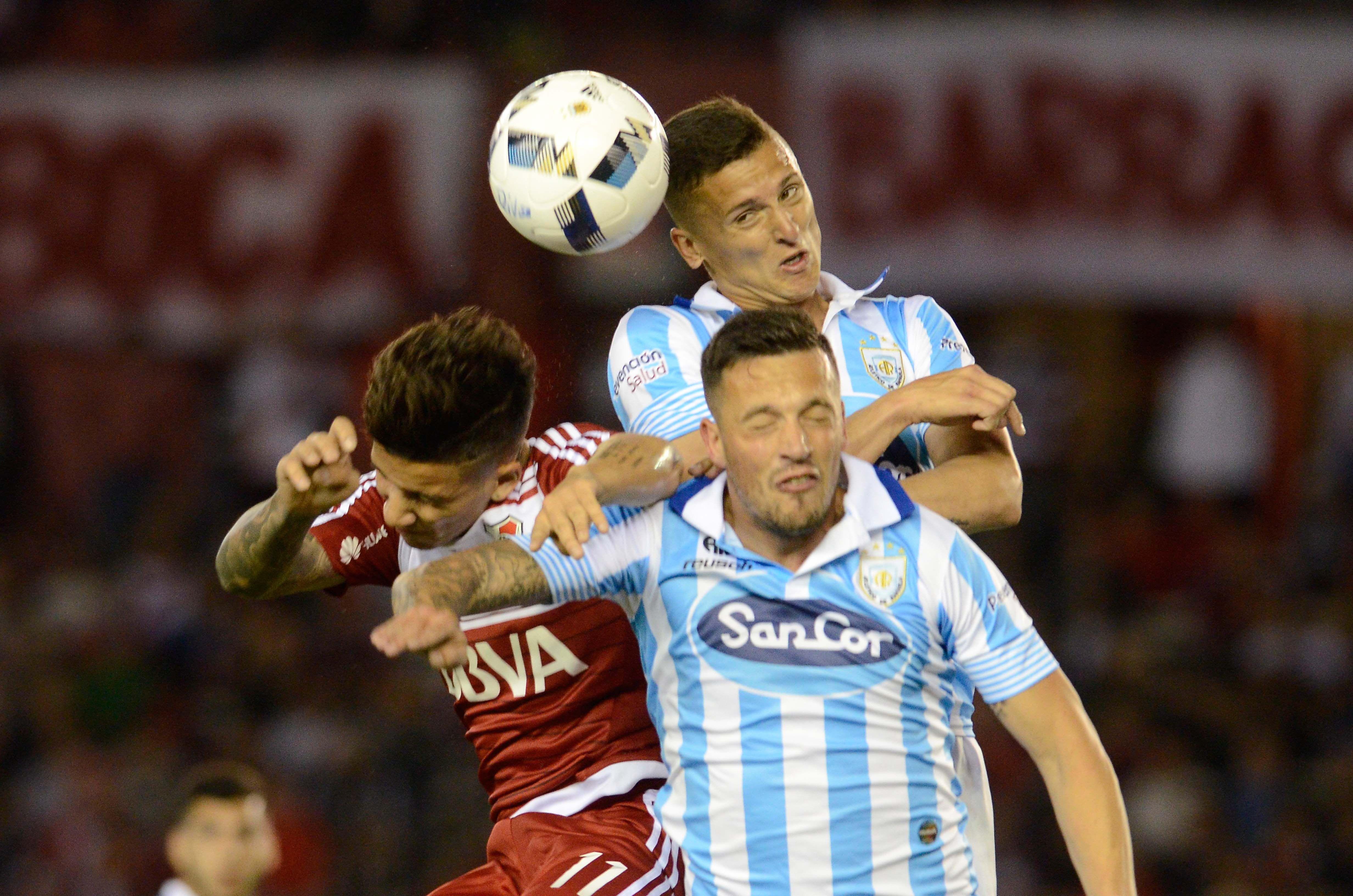 River enfrenta a Atlético Rafaela en el Monumental