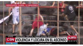 Enfrentamiento entre facciones debarras de Guaraní Antonio Franco