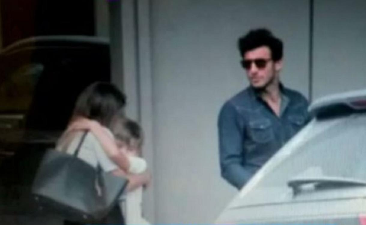 El video de Pico Mónaco acariciando al hijo menor de Pampita.