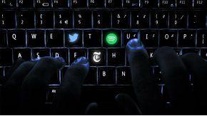 Twitter, Spotify y el New York Times, víctimas de un ataque informático