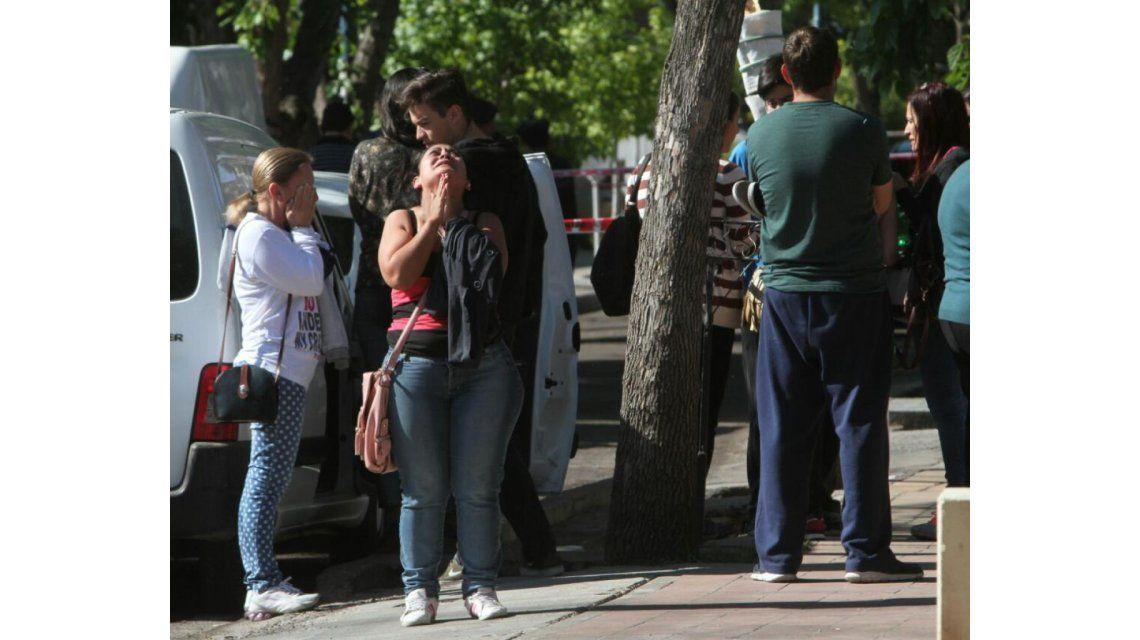 Femicidio múltiple en Mendoza. Gentileza: El sol.