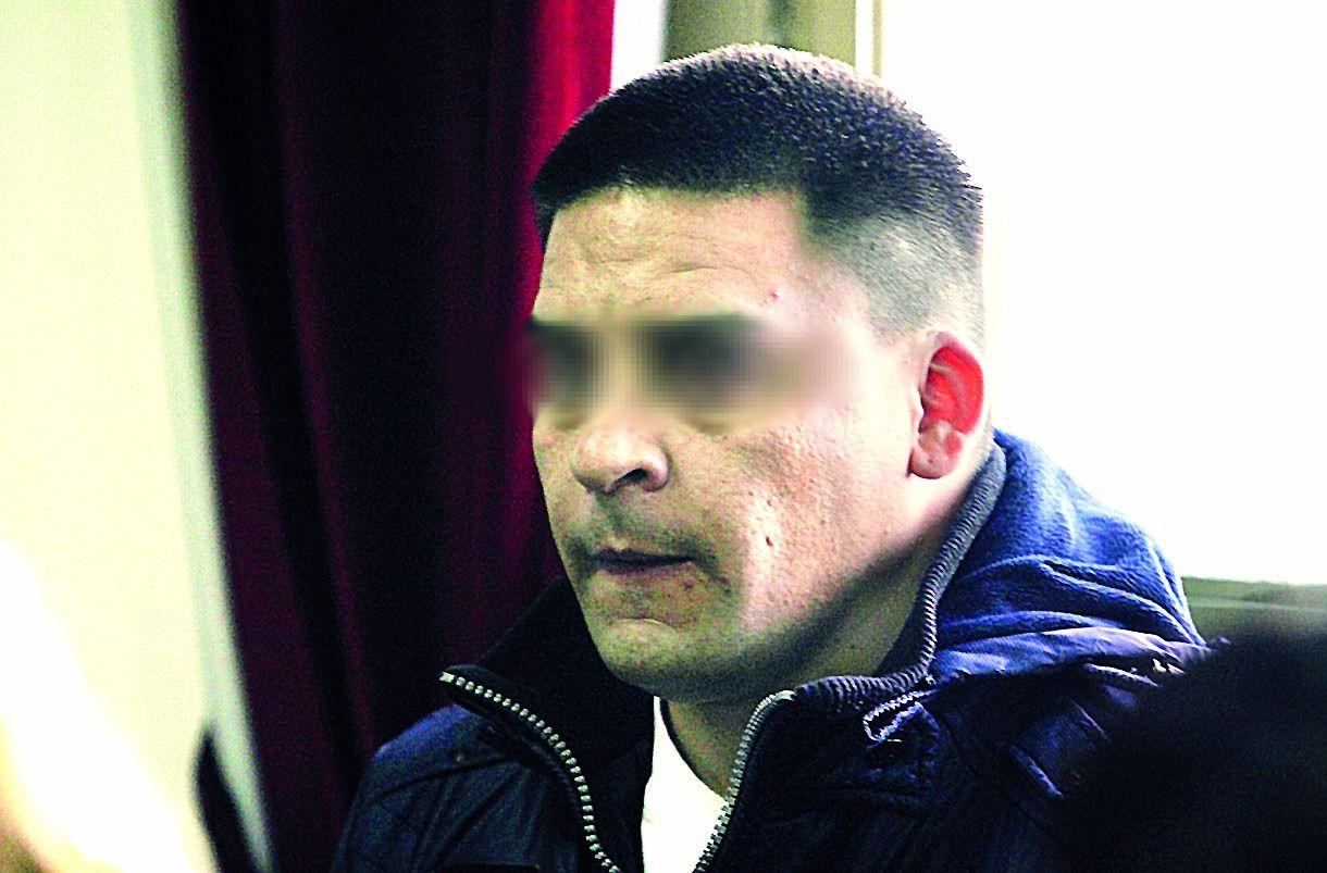 Alfredo Antonio Sandoval mató a golpes a su hija.