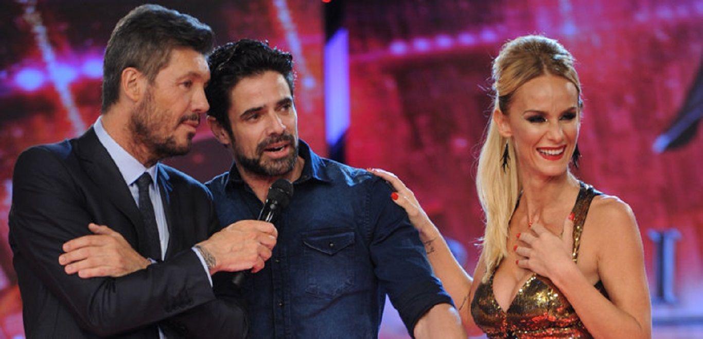 Luciano Castro se metió en la vieja pelea de Pampita con Sabrina Rojas.