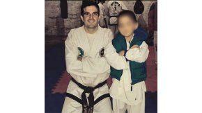 Daniel Sálazar Aceituno, autor de la masacre de Mendoza. Crédito: Facebook