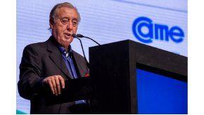 Osvaldo Cornide, titular de CAME