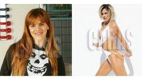 Antes y después: el destape de la mujer de Dady Brieva.