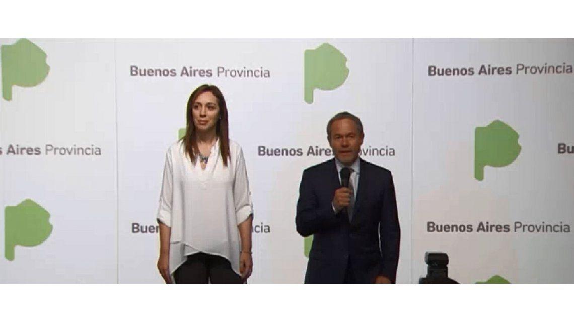 Vidal y Ferrari anunciaron una reforma del SPB