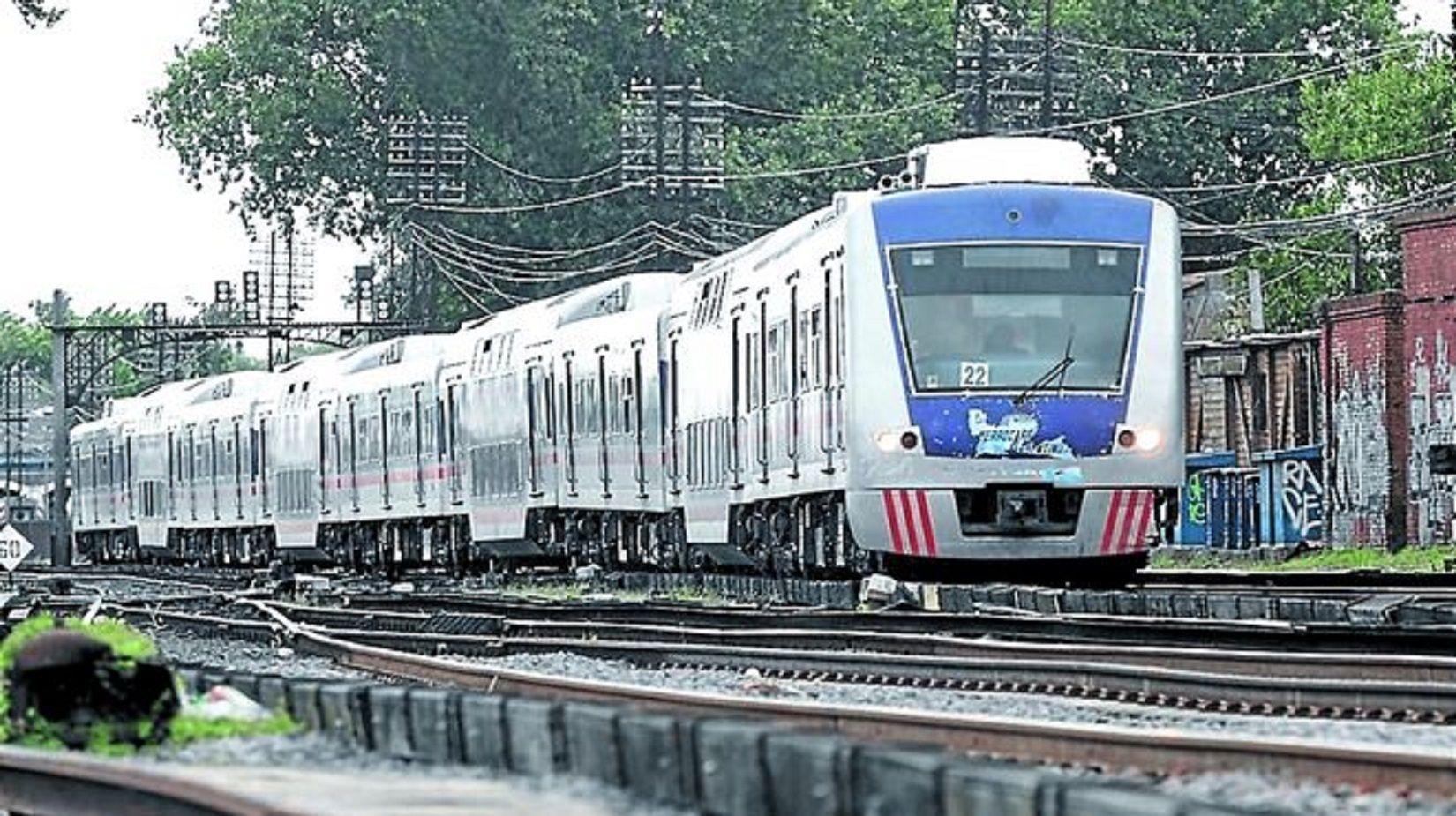 El tren Sarmiento volvió a operar normalmente