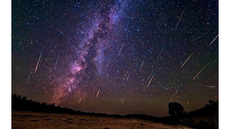 La lluvia de estrellas conocida como Oriónidas se podrá disfrutar hasta el 7 de noviembre