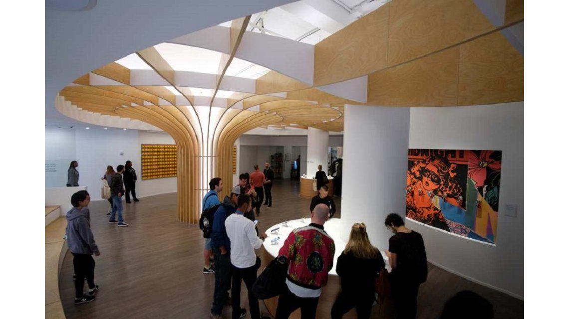 Google abrió un showroom en Nueva York