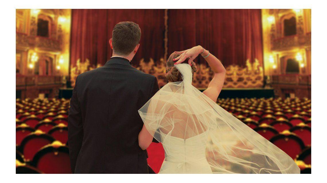 ¿Te querés casar por civil en el teatro Colón? La ciudad abrió una convocatoria para parejas