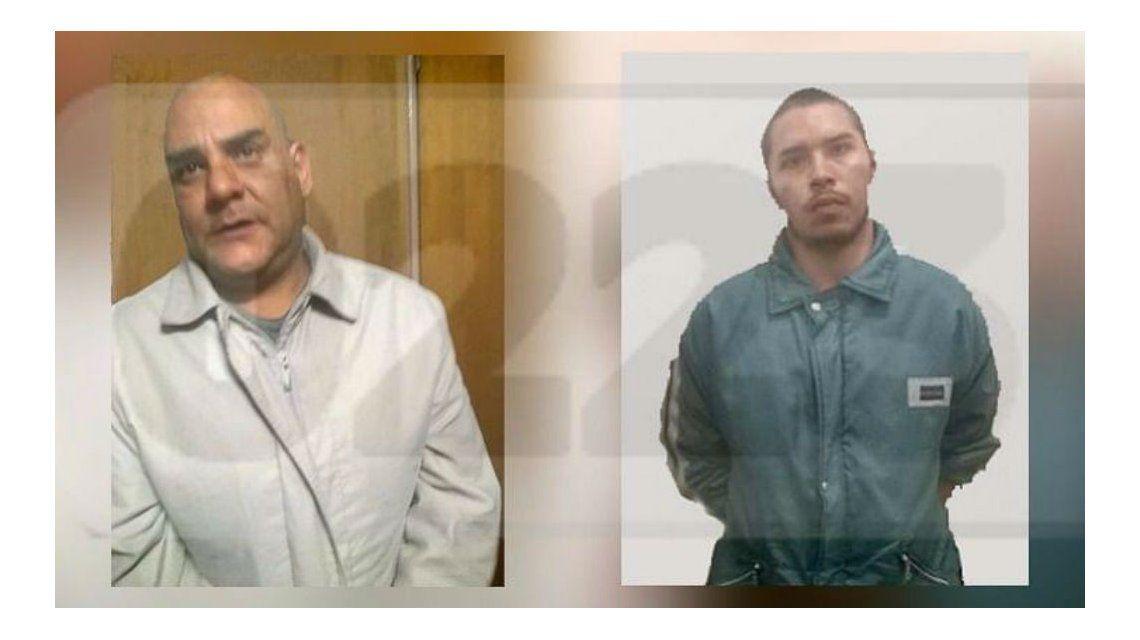Juan Pablo Offidani y Matías Farías son los acusados por el crimen de la adolescente en Mar del Plata.