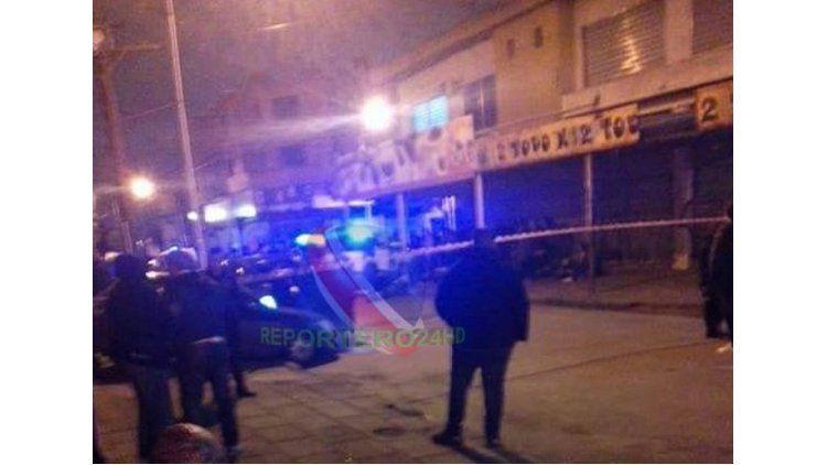 Policías asesinados en Isidro Casanova