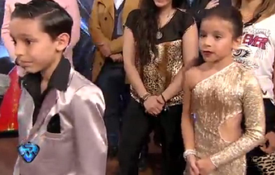Lautaro y Solana bailaron tango en ShowMatch y conmovieron a todo el estudio.