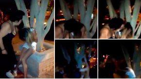 Dos mujeres golpean adolescentes en Santiago del Estero.