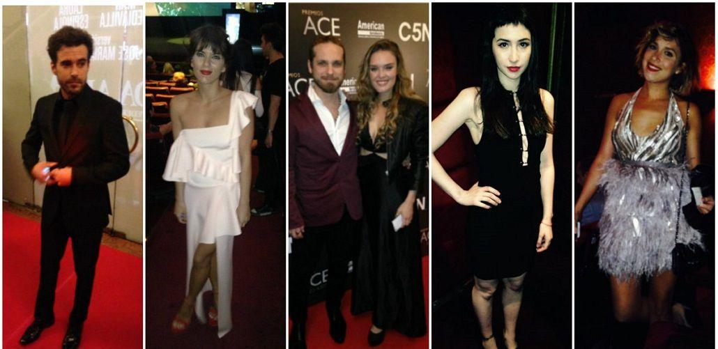 El look de los famosos en los ACE 2016.