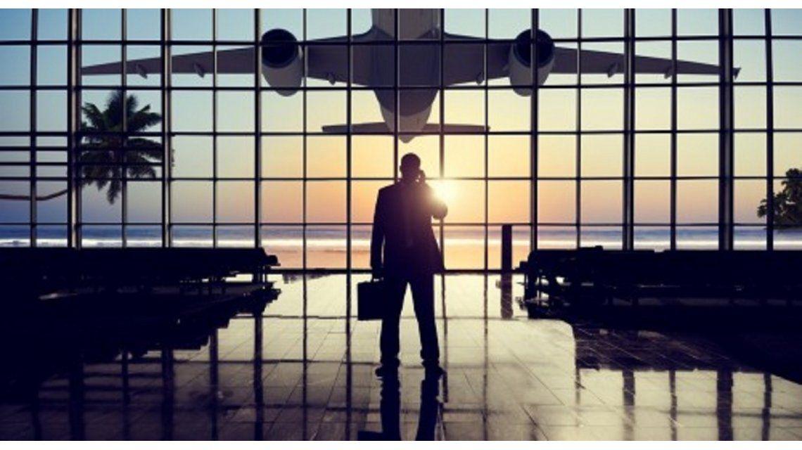 Un hombre viajó gratis estafando a Aerolíneas Argentinas. Imagen de archivo