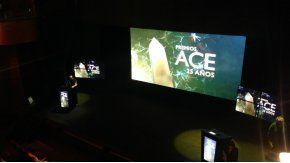 La entrega de los Premios Ace 2016
