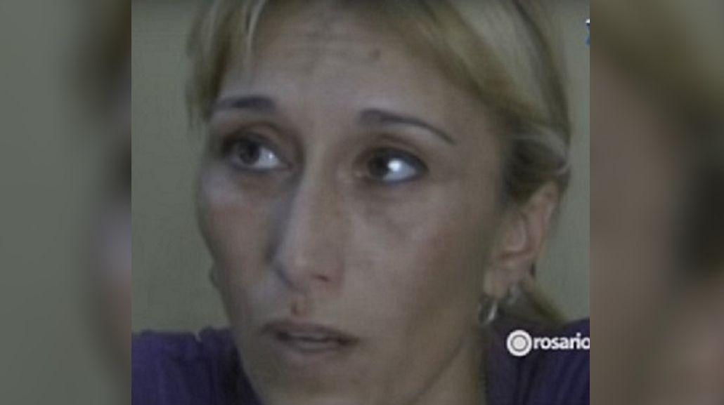 Jimena denunció amenazas de su ex pareja. Captura de pantalla de YouTube.