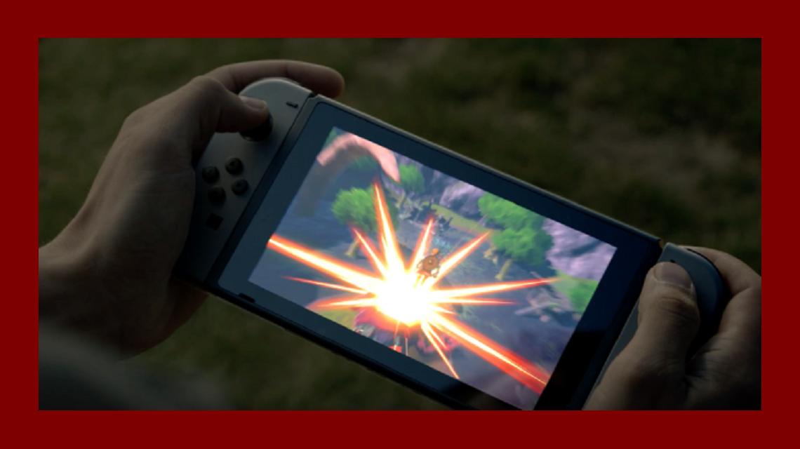 Nintendo anunció Switch