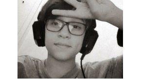 Gustavo Ribeiros Detter, el adolescente que murió