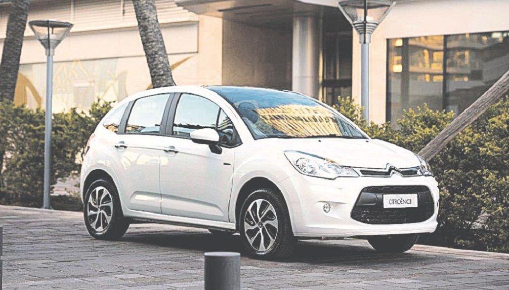 Citroën lanzó una edición especial de 500 unidades del C3.