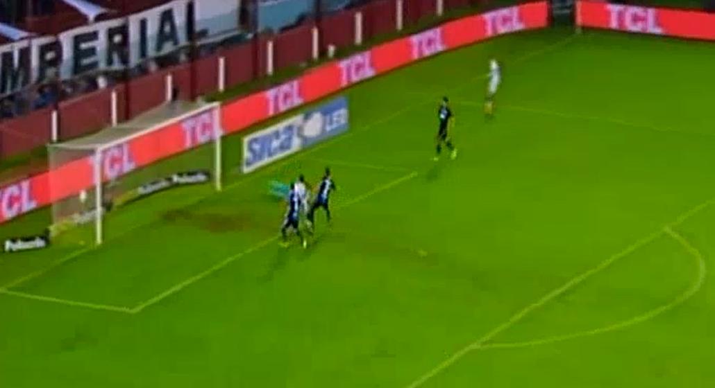 El increíble gol que se perdió Ibáñez para Gimnasia ante Racing por Copa Argentina