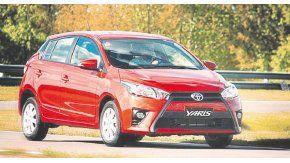 En busca de nuevos segmentos, Toyota presentó el Yaris.