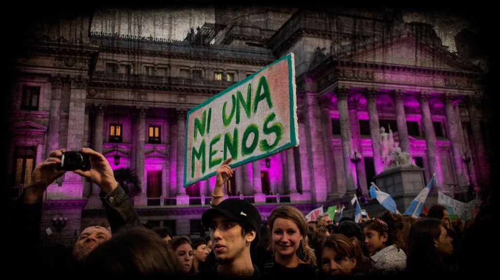 {altText(#NiUnaMenos, la primera marcha se realizó el 3 de junio del 2015.<br>,Desde el #NiUnaMenos al Paro Nacional de Mujeres: ¿qué cambió?)}