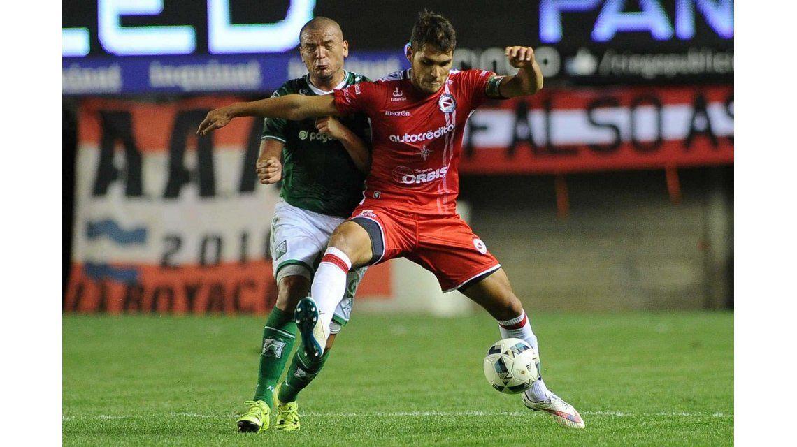 Argentinos le ganó 3-1 a Ferro