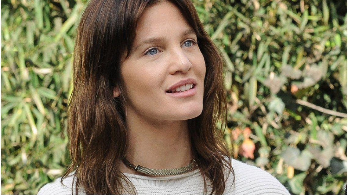 Liz Solari y un rotundo cambio de look: ¡pelo corto y rulos!