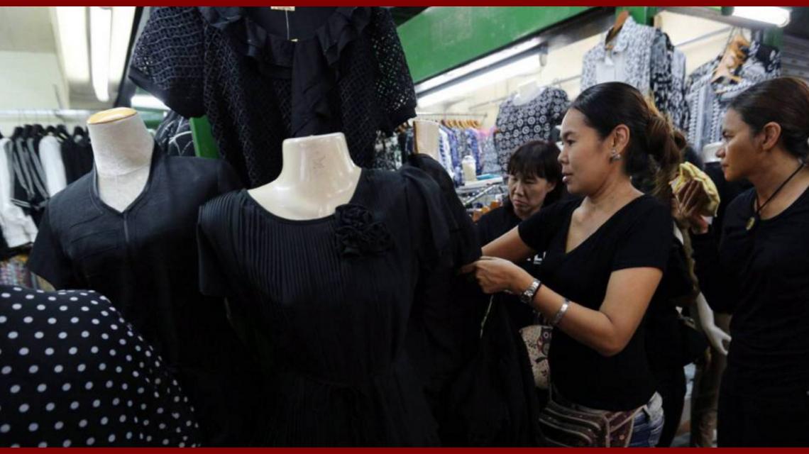 El gobierno tailandés intenta que los comerciantes no se aprovechen de la situación