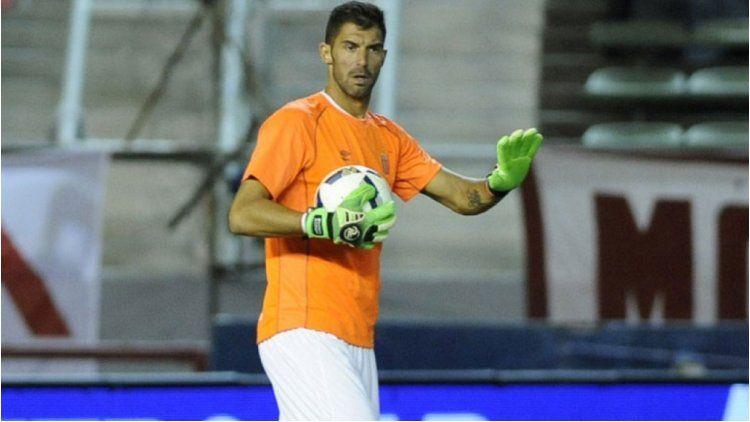 Mariano Andújar aseguró que está cómodo en Estudiantes