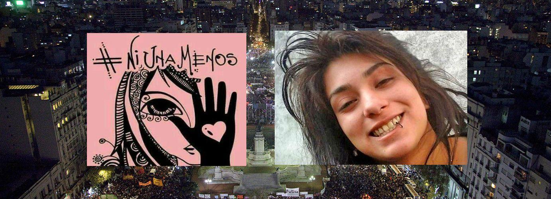 {altText(El ícono de esta movilización de #NiUnaMenos y Lucía Pérez, la que tristemente lo motivó,Así fue el histórico paro nacional de mujeres en la Argentina)}