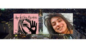 El ícono de esta movilización de #NiUnaMenos y Lucía Pérez, la que tristemente lo motivó