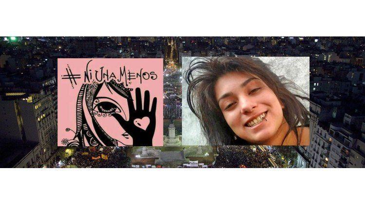{altText(El ícono de esta movilización de #NiUnaMenos y Lucía Pérez, la que tristemente lo motivó,)}