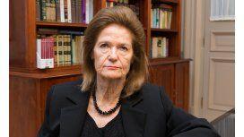 Elena Highton de Nolasco, ministra de la Corte Suprema de Justicia