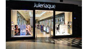 La perfumería Juleriaque, dentro del shopping Unicenter