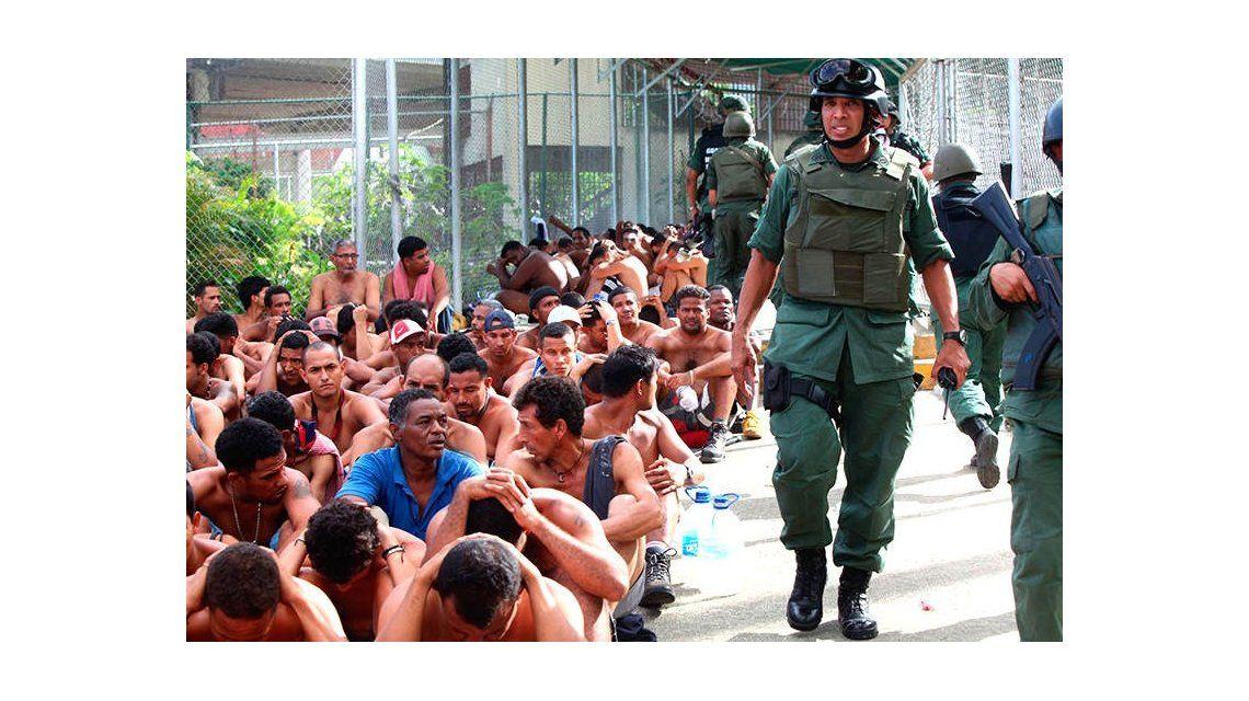 Un motín en la cárcel de Boa Vista dejó al menos 25 muertos - Crédito: elpolitico.com