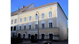 La casa en la que nació Hitler en 1889