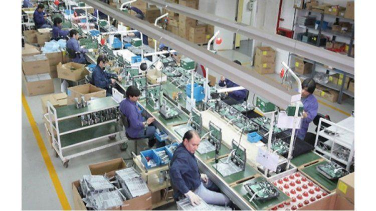 Ensamble de computadoras en Tierra del Fuego