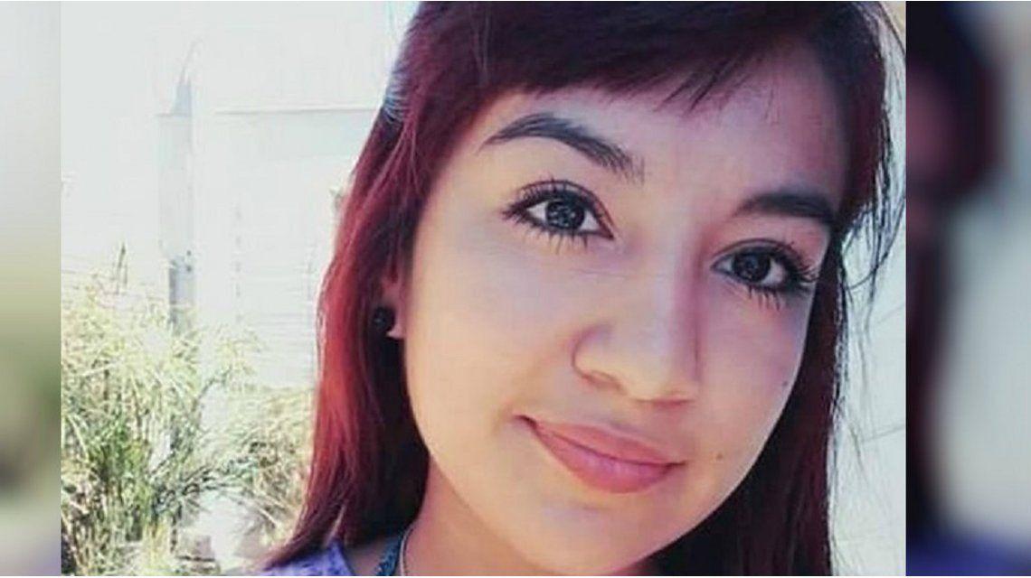 Florencia Vargas desaparecida en Caleta Olivia.