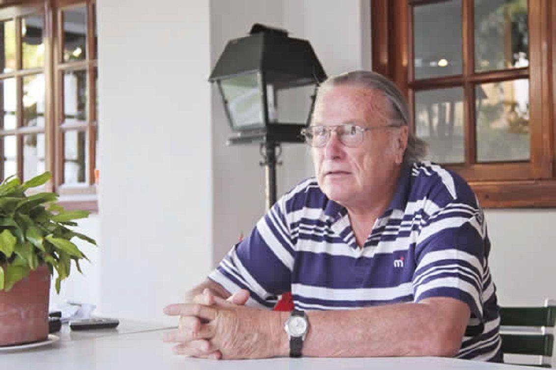 Falleció Diego Bonadeo