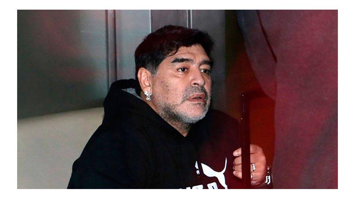 El deseo de Maradona para estas Fiestas